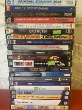 PC Games Bundle 21 Titles , Various Games Free Post - Retro Gaming