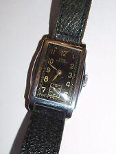 Reloj de pulsera swiss antiguo mecánico mujer funciona