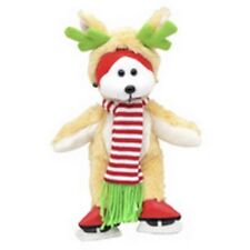 Skansen Beanie Kid Skates The Reindeer Bear Mint With Mint Tag Oct- 2012