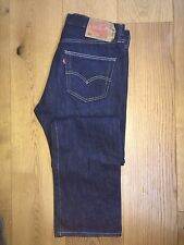 Levi 501 Button Fly Jeans W34 L32