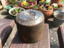 More details for antique cast livery button makers die mould