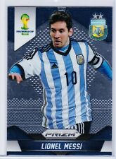 LIONEL MESSI #12 2014 Panini PRIZM World Cup Soccer ARGENTINA