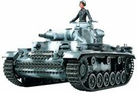 TAMIYA 1/35 German Pz.Kpfw.III Ausf.N (Sd.Kfz 141/2) Model Kit NEW from Japan