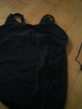 .Badeanzug, schwarz, bpc.collection, Größe 52, neuwertig