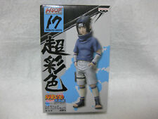 Banpresto NARUTO Shippuden HSCF Highspec Coloring figure 17 Sasuke Japan