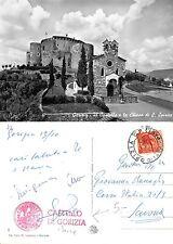 Gorizia - Castello e Chiesa S. Spirito TIMBRO CASTELLO DI GORIZIA (I-L 092)