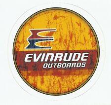 EVINRUDE OUTBOARD MOTORS  Sticker Decal