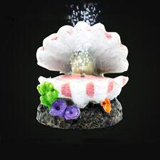 Pearl Shell Air Bubble Stone Fish Tank Decoration Aquarium Ornament Air Stone
