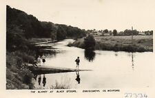 THE SLANEY AT BLACK STOOPS ENNISCORTHY WEXFORD IRELAND RP POSTCARD by P KENNELLY