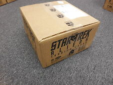 2014 Star Trek Aliens - Factory Sealed Case 12 Box w/ 36 Autos, Sketches, Badges