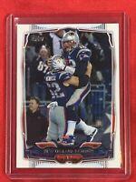 2014 Tom Brady, Topps - New England Patriots: 2013 Team Leaders, AFC Card #6