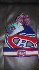 Montreal Canadiens  New Era Hat Cap Tuque Boys Size  New NWT