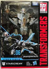 Transformers Studio Series #06 Voyager Class Starscream In Stock U.S.