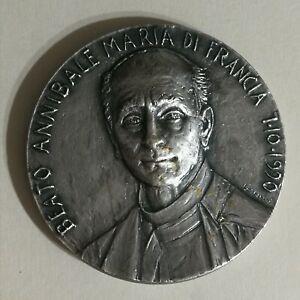 Medaglia Beato Annibale Maria di Francia Manfrini Devozionale Religiosa Statica