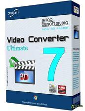 Xilisoft Video Converter Ultimate 7 Lifetime License (Read The Description)