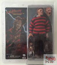 "NECA FREDDY 'Freddys Revenge' CLOTHED A Nightmare On Elm Street 8"" INCH 2015"