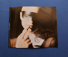 CD SINGLE MADONNA - EROTICA