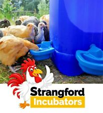 Maxicup Drinker - Automatic - Plastic - for Poultry and Waterfowl (HCBC375)