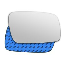 Right wing adhesive mirror glass for Volkswagen Phaeton 2003-2010 895RS