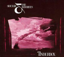 Siouxsie & The Banshees TINDERBOX +4 Bonus Tracks REMASTERED New Sealed CD