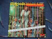 LP James Last Sing mit