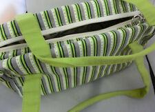Knit Pro Handarbeitstasche12086 Greenery Serie, hand block printed fabric #2414
