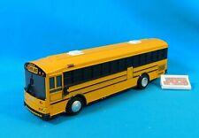 Diecast Bus Authentic 1/54 Scale Model Saf-T-Liner Thomas Built Buses