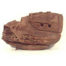 "MacGregor 12.5"" MVP Hand Lasted Right Hand Thrower Baseball Glove Broke-In"