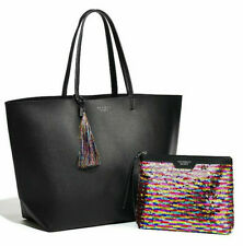New Victorias Secret BLACK FRIDAY 2016 Limited Edition TOTE & Sequin Mini BAG