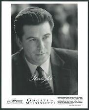 ~ Alec Baldwin Ghosts of Mississippi Original 1996 Portrait Photo