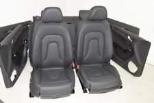 Audi A5 8T 12- Sitz Sitzgarnitur komplett Leder Milano Sitzheizung Sitzbelüftung