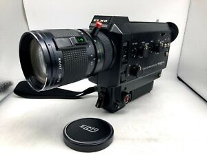 Read【Appearance Nr MINT】ELMO 1012S-XL Super 8 Sound Movie Film Camera From JAPAN