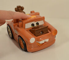 "2010 Mater 5"" Talking & Sound F/X Flashlight Disney Pixar Cars"