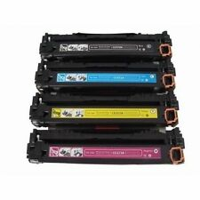 Compatible NON-OEM 128A CMYK Pack CE320A CE321A CE323A CE322A For HP CP1525