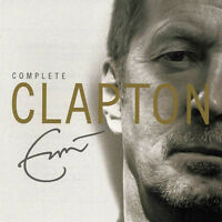 ERIC CLAPTON Complete Clapton 2CD BRAND NEW Best Of Greatest Hits Cream