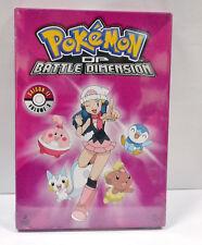 DVD - Pokémon - DP - Battle Dimension (Saison 11) - Volume 3 - Neuf