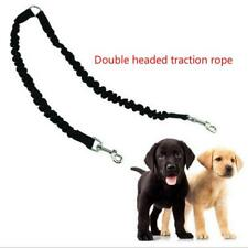 New listing Two Way Elastic Leash Pet Leash Double Leash Rope Harness Pet Supplies