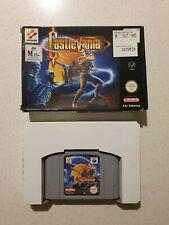 Castlevania for Nintendo 64 Boxed cartridge N64 PAL AUS 🇦🇺 SELLER
