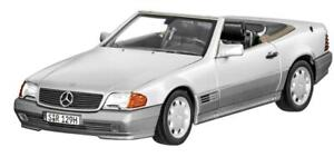 Modellauto 1:18 Mercedes-Benz 500 SL R129 (1989-1995) silber NEU