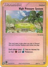 POKEMON REVERSE FOIL CARD : High Pressure System 85/97 (EX Dragon)