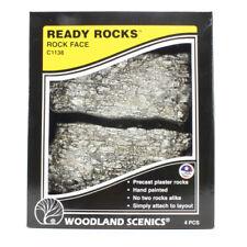 Rock Face Ready Rocks #C1138 Woodlands