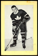 1945-1964 BEEHIVE GROUP 2 TED TEEDER KENNEDY  TORONTO MAPLE LEAFS HOCKEY PHOTO