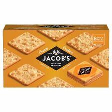 Jacobs Cream Cracker Snackpack 8Pk