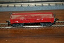 Mantua HO Scale Central Pacific #424 Flat Car