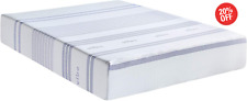 Vibe 12 Inch Gel Memory Foam Mattress : Bed in a Box