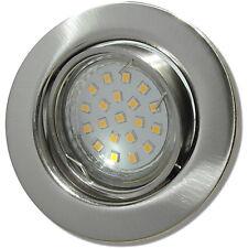 230Volt SMD Einbauspots 5W / Step dimmbar per Lichtschalter / 100% -> 50% - >20%