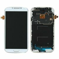 1PCS LCD Touch Screen Digitizer Assembly&Frame For Samsung Galaxy S4 i9500 i9505