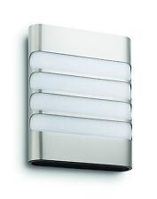 LED Wandaußenleuchte Edelstahl 3w/270lm