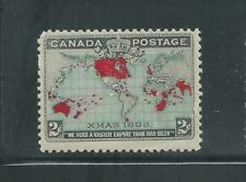 Canada Scott # 86 MNH Light Crease lower right