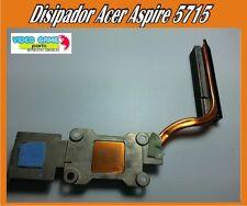 Disipador Acer Aspire 5715 Heatsink AT01K000400